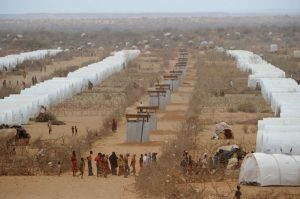 Somali drought refugees